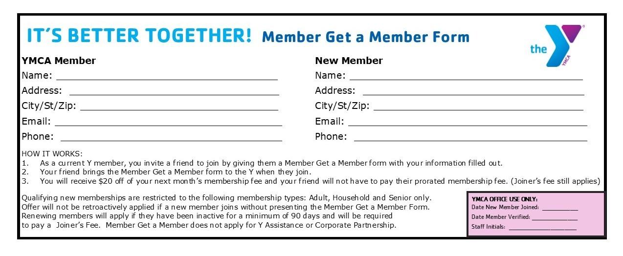 Membership & Guest Policies | YMCA of Northwest Florida